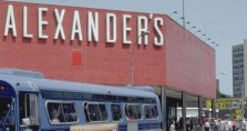 Alexander's Dept Store in Rego Park