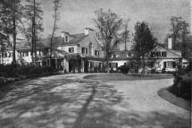 The old Glen Cove mansion that was the Fidel School