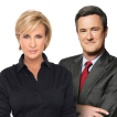 "MSNBC NEWS CORRESPONDENTS -- Pictured: Mika Brzezinski, Co-Host, ""Morning Joe"" and MSNBC Anchor -- MSNBC Photo: Virginia Sherwood"